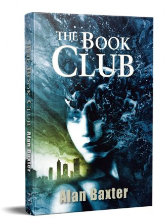 The Book Club [hardcover] by Alan Baxter